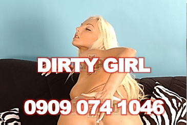 Dirty Girl Chat 09090741046 Mobile Phone Sex Chat Line