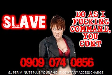 Slave 09090740856 Submission Mobile Phone Sex Chat Line