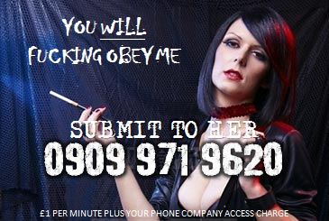 Submit To Her 09099719620 Submission Mobile Phone Sex Chat Line