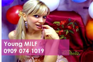 Young MILF 09090741019 Mobile Phone Sex Chat Line